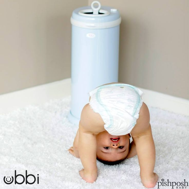 Take your nursery to the next level - with all of the style and none of the smell. Powder coated steel construction with rubber gaskets and childproof locks make the Ubbi World a must-have for every nursery. Ubbi diaper pail changes your nursery while you change diapers. $79!  http://www.pishposhbaby.com/ubbi-diaper-pails.html