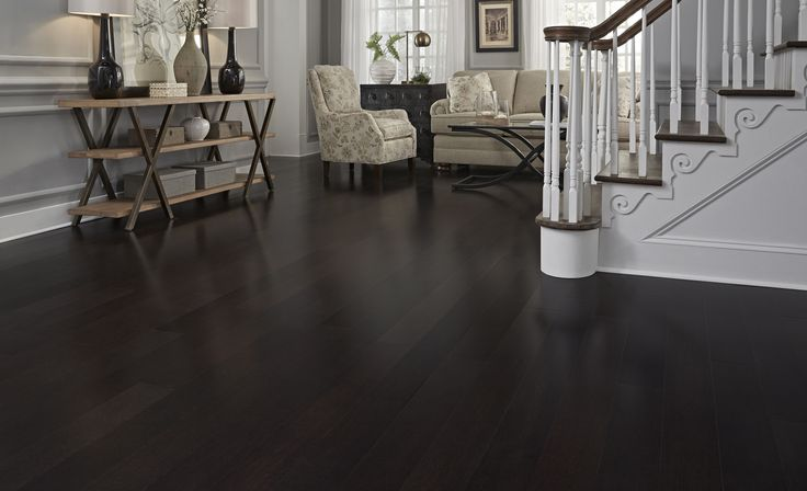 Bellawood Dark Caspian Chestnut Hardwood Floors