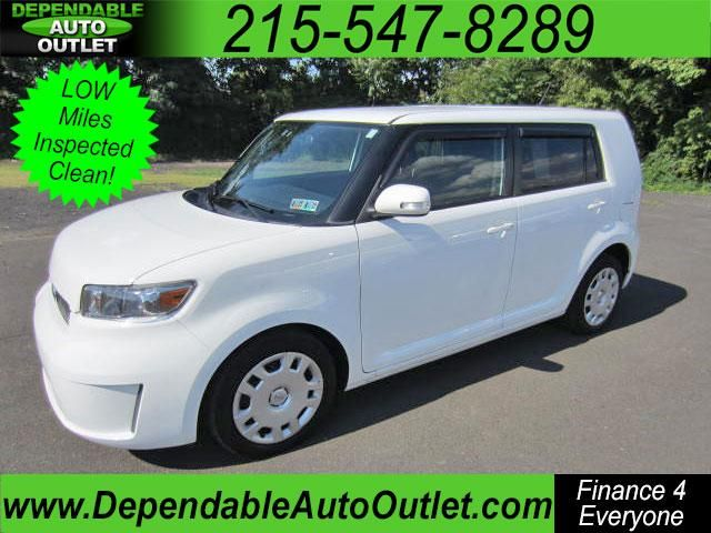 Used 2009 Scion xB for Sale in Philadelphia PA 19030 Dependable Auto Outlet
