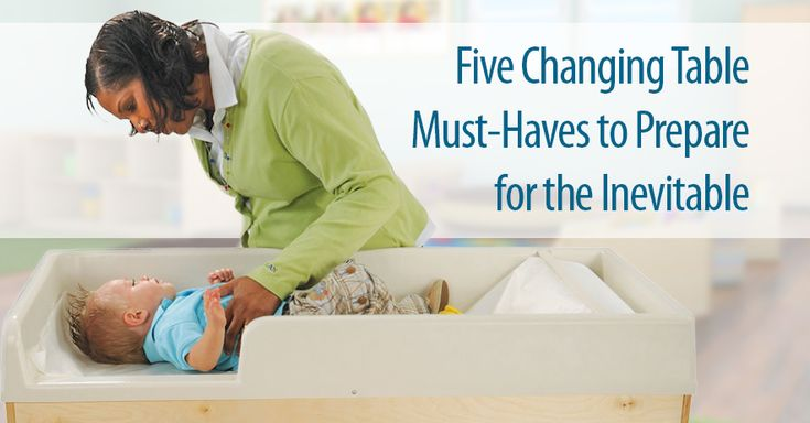 Changing diapers is always full of surprises! 5 ways to prepare for the inevidable: