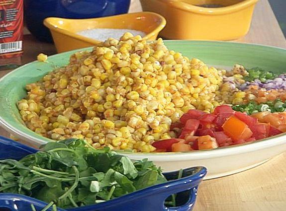 Patti LaBelle's Fried Corn | Rachael Ray Show