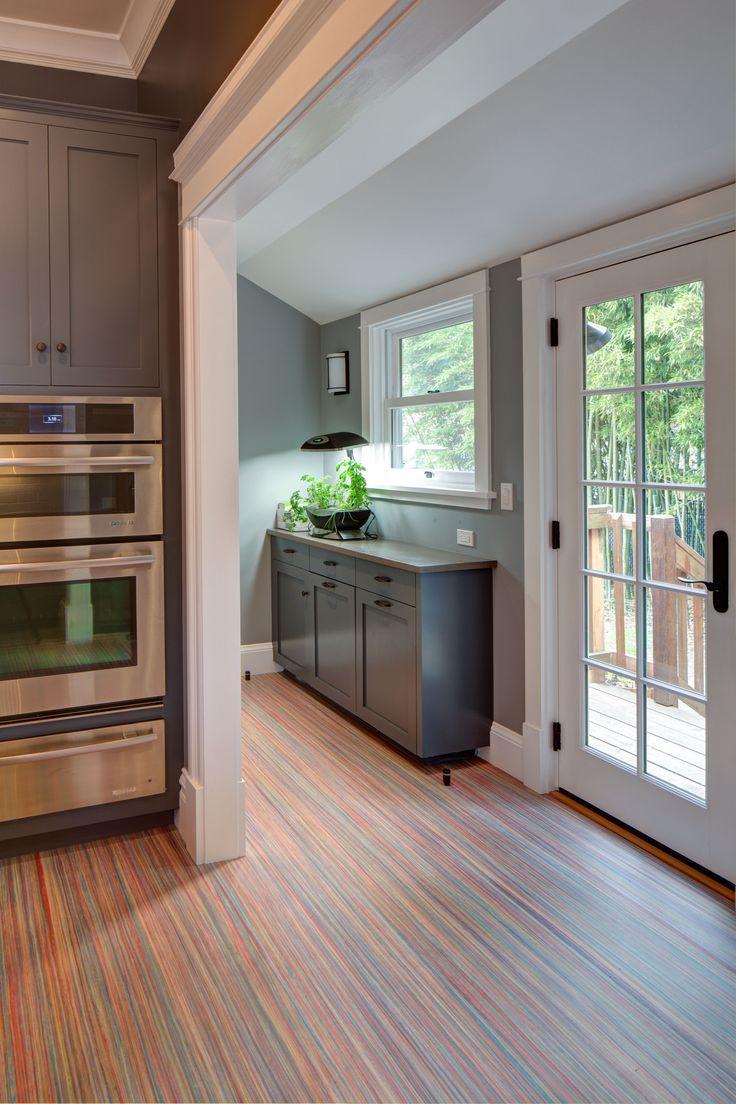 marmoleum floor kitchen remodeling project by hammer hand kitchen ideas in 2019 on kitchen remodel floor id=12927