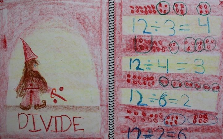 """This block includes """"The Basics of Waldorf Math"""", """"Sixth Sense Math"""" (First Grade Math Waldorf Style with Extras), and access to all the Main Lesson Book pages for first gra…"""