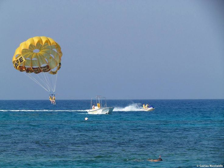 Cyprus water sports