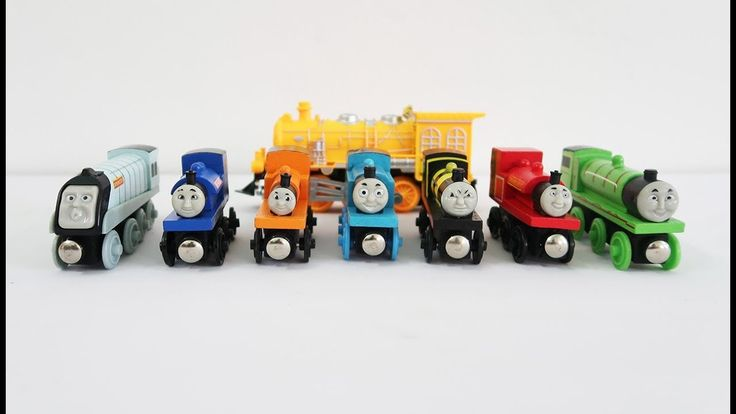 Learning Colors And Numbers For Children With Thomas Train | Thomas And Friends Toy Train | Bored Panda