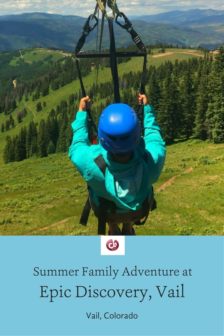 Review of Epic Discovery Adventure Activities with Kids, Vail, Colorado