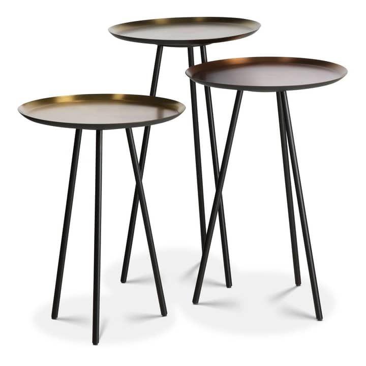 Ashanti Beistelltisch 3er Set Bequem Online Bestellen Mit Bildern Beistelltisch Wohnzimmertische Tisch