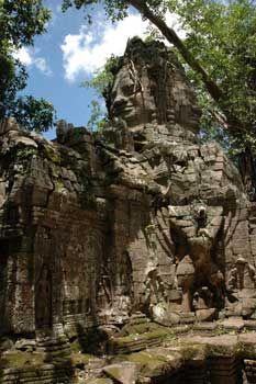 Versteckte Orte - Angkorwat-Reiseleiter