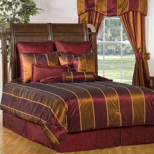 Bedroom Decorating Ideas Burgundy