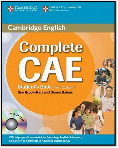 [PDF+MP3] Cambridge Complete CAE Student's Book with Answers | Sách Việt Nam