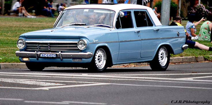 nothing beats an old Holden
