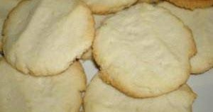 The Real Chicago Public School Butter Cookie & Peanut Butter Cookie Recipes.