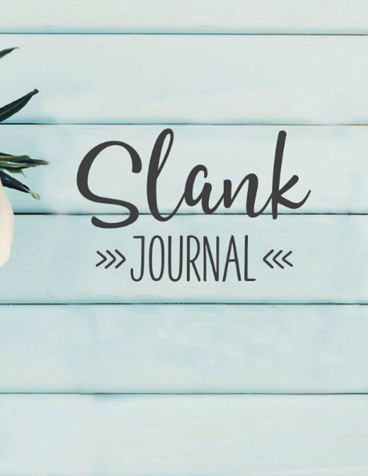 SLANK JOURNAL