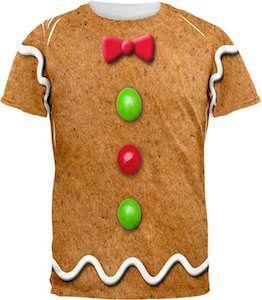 Gingerbread Man T-Shirt.