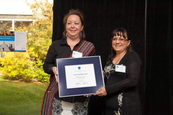 Nominations are now open for the #NAIT Senator Thelma Chalifoux Award! Nominate an individual or organization that is committed to Aboriginal student success. Click to find out more info. Nominations close April 30! #yeg #Edmonton