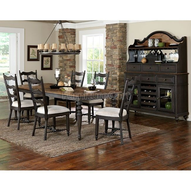 dining room set magnussen furniture cart more dining rooms dining room ...