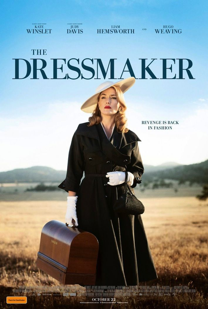 Critique de The Dressmaker de l'Australienne Jocelyn Moorhouse qui ne dispose pas encore de date de sortie en France