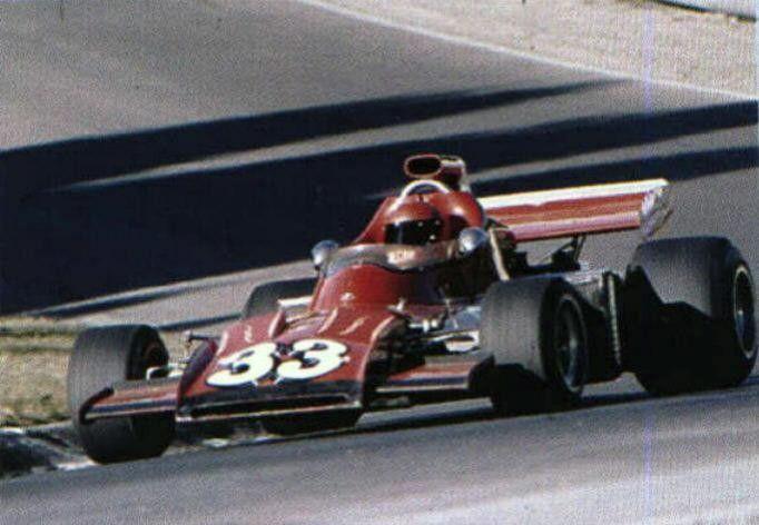 1972 GP Kanady (Skip Barber) March 711 - Ford