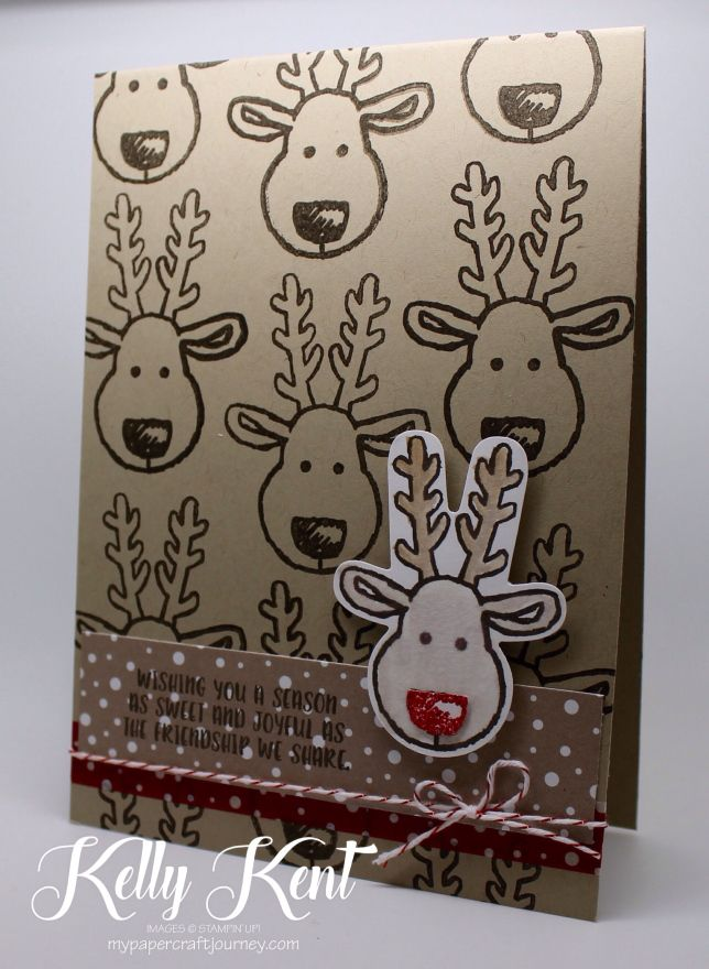 Stampin' Up! 2016 Holiday Catalogue Sneak Peak - Cookie Cutter stamp set &…