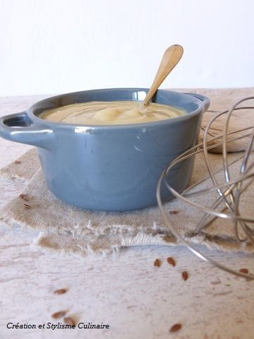 Une belle béchamel sans gluten à base de farine de millet et lait de riz ou de soja... www.jecuisinesansgluten.com