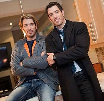 Property Brothers Drew and Jonathan HGTV