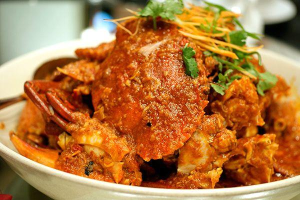 my fave chili crab :)