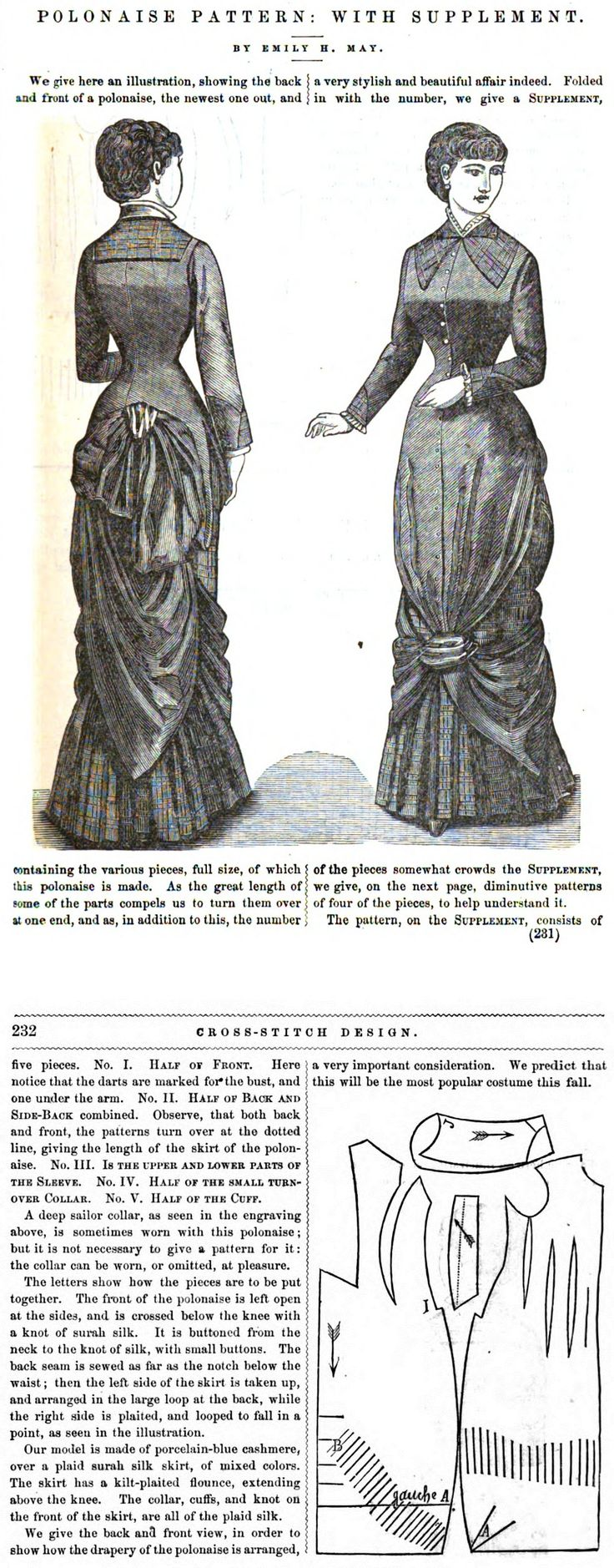 Peterson's Magazine 1881