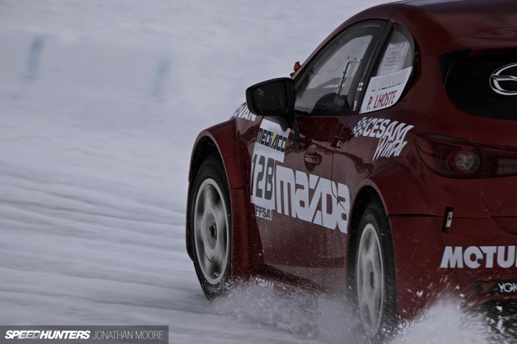 The final of the 2014-15 Trophée Andros ice racing series in France, held at the Super Besse ski station in the Massif Central, Auvergne region - Speedhunters