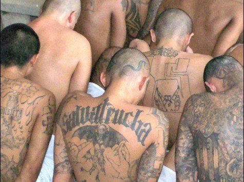 "A previously deported MS-13 gang member known as ""El Diablo"" has been arrested near this the Texas border with Mexico."