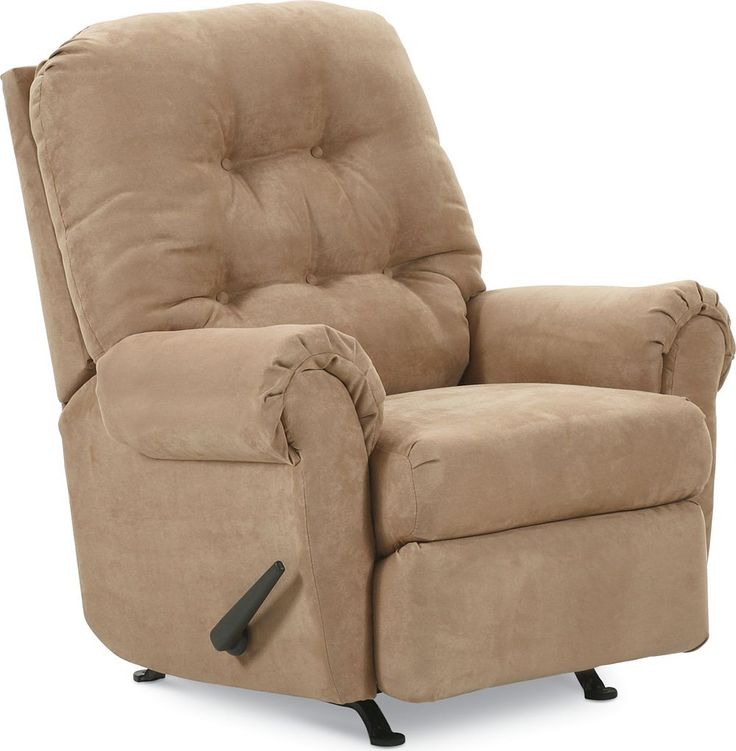 Jitterbug Wall Saver Recliner With its button tufted