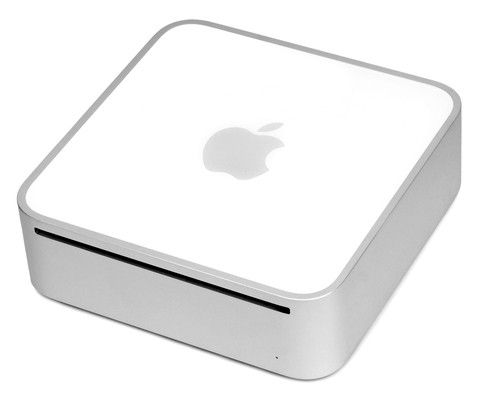 Apple Mac Mini 2,1 Desktop Core 2 Duo 2.0Ghz 160Gb Wireless OS 10.6.3