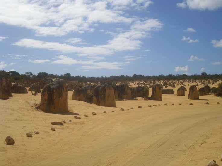 Pinnacles in Perth, Australia