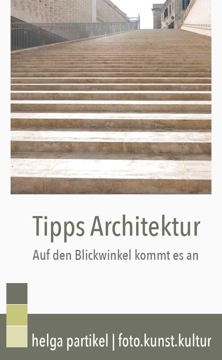 10 Tipps für gelungene Architekturaufnahmen