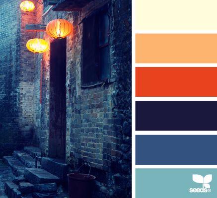 global hues color palette idea - get your hue on! color paint palette inspiration for weddings, craft, home decor and design inspiration
