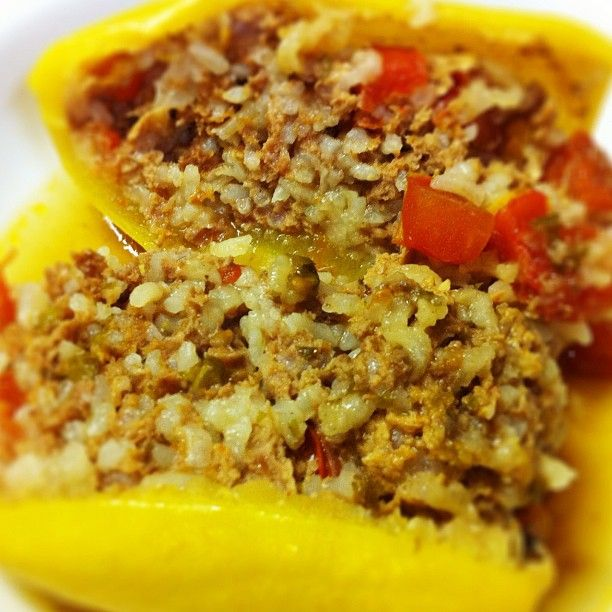 This is one of my favorite ways to prepare squash. Kousa Mahshi has been handed down by generations of Lebanese families. The recipe here is our version of this classic dish. #lebanese #recipe #realfood