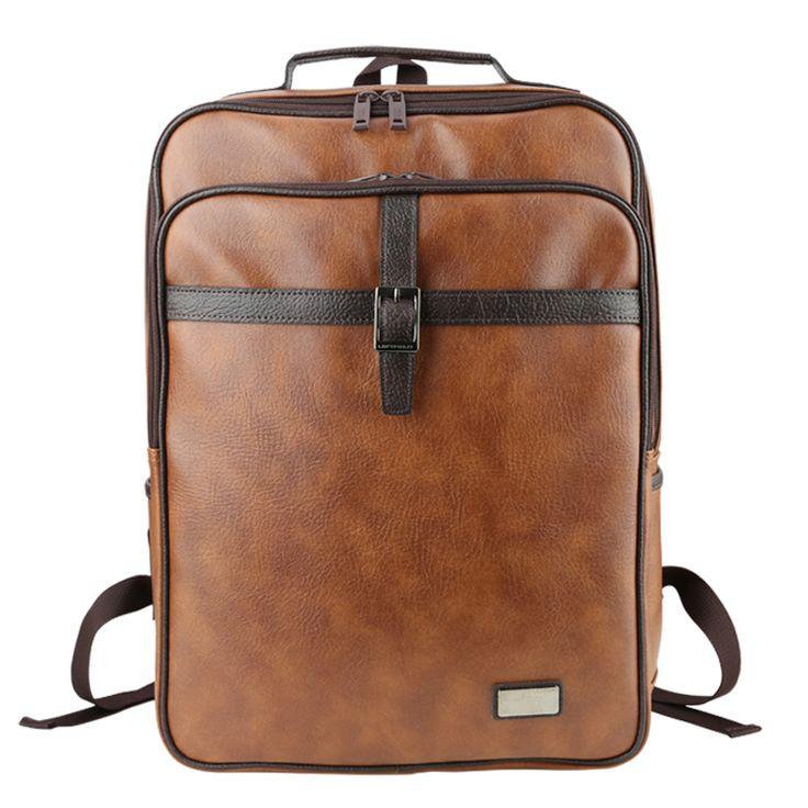 LEFTFIELD Mens Backpack for Laptop -S. Korea School College Bag, 15 Laptop…