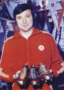 Petar Zhekov, CSKA Sofia, Bulgaria, 36 golos. 1968/69