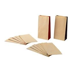 Balicí papír, dárkové tašky a doplňky - Dekorace - IKEA