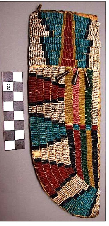 17 best images about cheyenne sioux knife case on for Cheyenne tribe arts and crafts