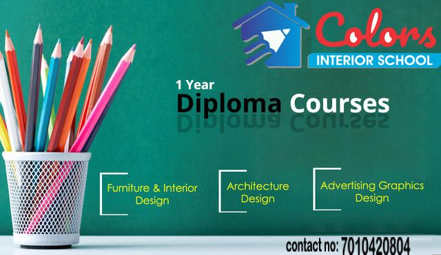 Colors Institute Of Interior Designing Has A History Of 10 Years