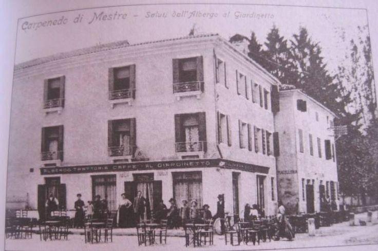 Piazza Carpenedo 1920
