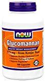 NOW Foods Glucomannan 575 mg 180 Caps - Diet Weight Loss Fat Burner Appetite Control - https://www.trolleytrends.com/?p=539419