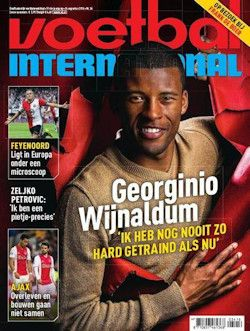 Proefabonnement: 8x  VI € 20,-: Lees weekblad Voetbal International nu…