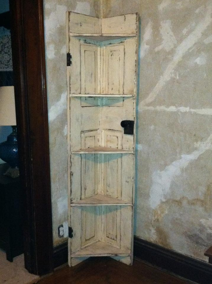 Old Shutters Repurposed House