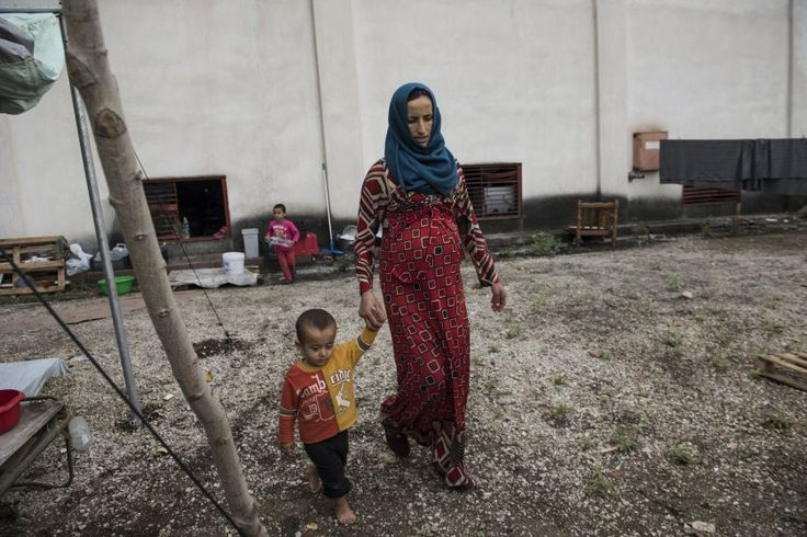 Image result for syrian refugee camps in greece