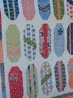Surf Board Quilt. I would love to try this 'someday'