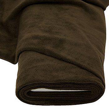 """Flauschiger Fleece Stoff """"Basic"""" mit Anti-Pilling-Effekt, Breite: 150 cm, Gewicht: ca. 280 g/m². Material: 100 % Polyester.Kuschelweich, pflegeleicht, leicht dehnbar und dabei sehr trageangenehm - mit unserem Fleece Stoff erhalten Sie ein angenehm weiches Material mit Wohlfühlfaktor. Der wärmende Fleece eignet sich perfekt für Pullis, Jacken, Haus- und Freizeitkleidung, Mützen, Schals, Decken, als Futterstoff für Schlafsäcke und vieles mehr."""
