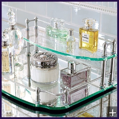 Belmont Two Tier Perfume Tray Makes Scents Pinterest