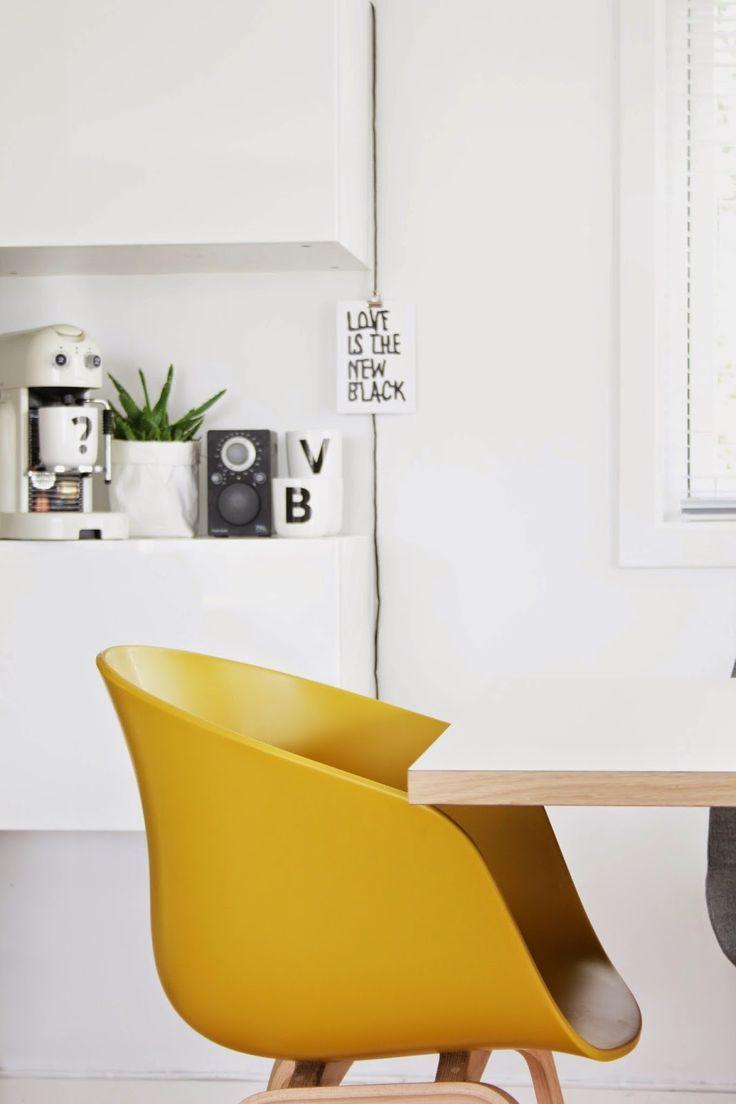 Meer dan 1000 ideeën over geel interieur op pinterest ...