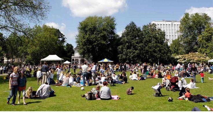 ZomerZondagen - gratis festival in Rotterdam